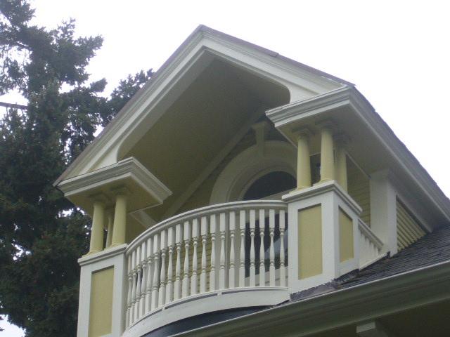 Zilka design balcony to the stars for Terrace 2nd floor design