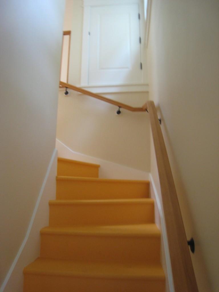 Zilka Design Winder Stairs To ADU